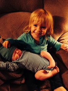 Ellie and Brantley